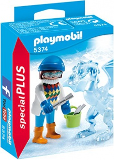 PLAYMOBIL 5374 - Künstlerin mit Eisskulptur