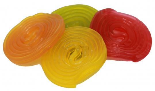Haribo Fruchtschnecken ohne Gelatine in 4 Geschmacksrichtungen 175g