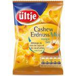 ültje Cashew Erdnuss Mix aus Cashew und Erdnüssen mit Honig & Salz 200g 4er Pack