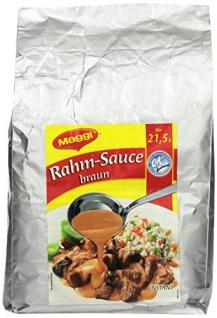 Rahm-Sauce braun, 1er Pack (1 x 3000 g)