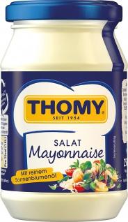 Thomy Salat-Mayonnaise, 250 ml Glas