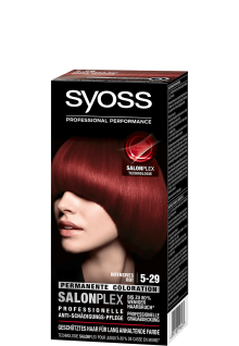 Syoss Color 5-29 Intensives Rot Stufe 3