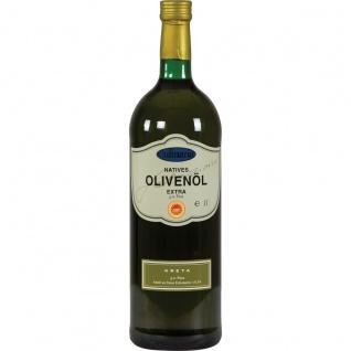 Culinaria Natives griechisches hochwertiges Olivenöl Kreta 1000ml