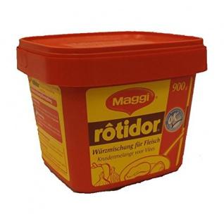 Maggi Rotidor Universal Fleisch-Würzmischung 900 g, 1er Pack (1 x 0.9 kg)