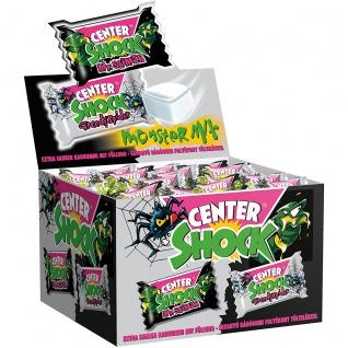 Center Shock Monster Mix super saure Kaugummi Blutorange und Cola 400g