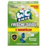 WC Ente Frische Siegel Limone Nachfüller Fresch Discs 2 Stück 72 ml