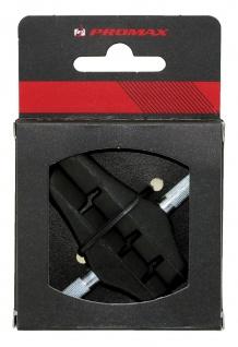 Cantilever-Bremsschuhe 70mm asymmetr.