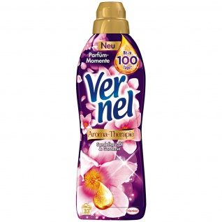 Vernel Aroma-Therapie Entspannung, 33 Waschladungen, 1L