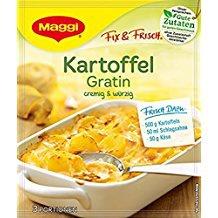 Maggi fix & frisch für Kartoffel Gratin, 42 g