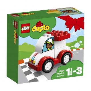 Lego Duplo 10860 Mein erstes Rennauto Erfinde tolle Rollenspiele