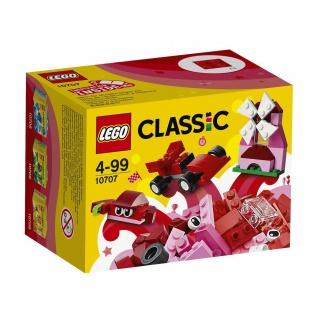 Lego Classic 10707 Kreativ-Box Rot Deiner Fantasie sind keine Grenzen gesetzt