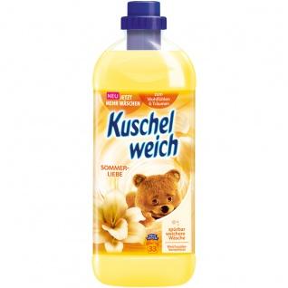 Kuschelweich Weichspüler Sommerliebe für 33 Waschladungen 1L