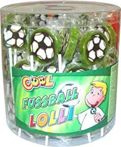 Cool Fußball Lolli 1000g