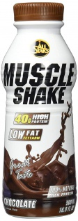 AllStars Muscle Shake Schoko Low Fat High Protein To Go 500ml