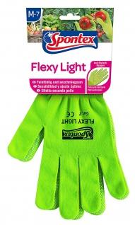 Mapa Spontex Flexy Light Gartenhandschuhe Größe M Aniti Rutsch Noppen