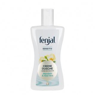 Fenjal Creme Dusche Sensitiv mit Mandelöl und Aloe Vera 200ml