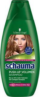 Schauma Push-Up Volumen Shampoo, 4er Pack (4 x 400 ml) - Vorschau