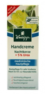 Kneipp Handcreme Nachtkerze+5% Urea, 50 ml