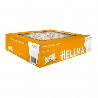 Hellma Mandel in weißer Schokolade 864g