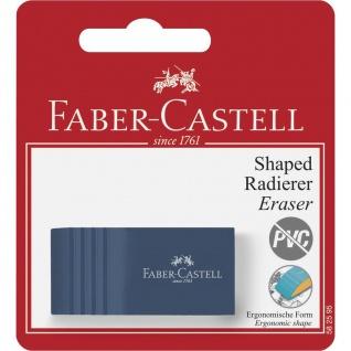 Faber Castell Eraser Shaped Scribolino Radierer Bicolor BK 19