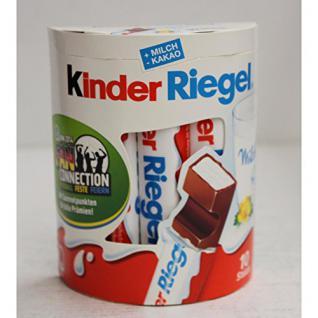 Kinder Riegel 10 Stck. Schokolade von Ferrero - Vorschau