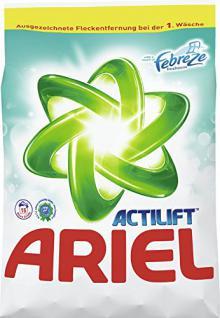 Ariel Actilift Regulär mit Febreze Waschmittel Pulver 3er x 15 WL (=3 x 0, 975kg) - Vorschau