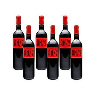 Miguel Torres Anima Negra AN/2 - Rotwein fruchtig 750ml 6er Pack