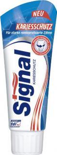 Signal Zahnpasta Kariesschutz Zahncreme, 6er-Pack (6 x 75 ml)