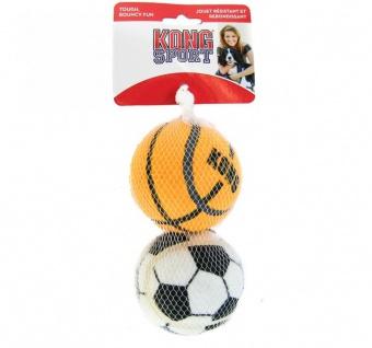 Spielball für Hunde Wurfball Kong Dog ABS2E Sport Balls L 80mm