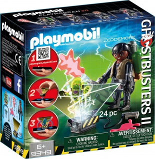 Playmobil Winston Zeddemore