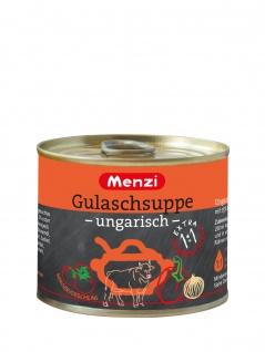 Menzi Gulaschsuppe ungarisch pikant Extra konzentriert 200ml