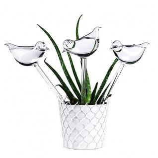 Selbstbewässungsstab für Blumen oder Topfblumen Vogelform 26cm