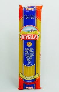 Divella Pasta 100 Prozent Italienisch Vermicelli Nr 7 500g 10er Pack