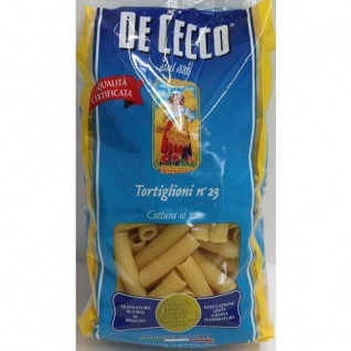 Tortiglioni de Cecco Nr-23 - 500 g