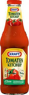Kraft Tomaten Ketchup 750ml