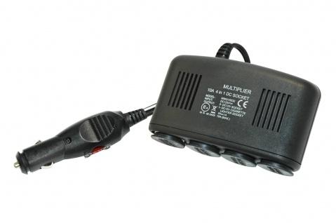 KFZ Steckdose 4in1 mit USB