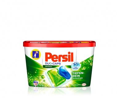 Persil Universal Duo Caps Vollwaschmittel 16 Waschladungen 368 g