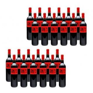 Miguel Torres Anima Negra AN/2 Rotwein fruchtig 750ml 24er Pack