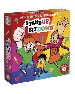 Spiel Stand up Sit down