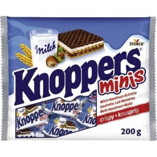 Storck Knoppers Minis by Storck, 200g