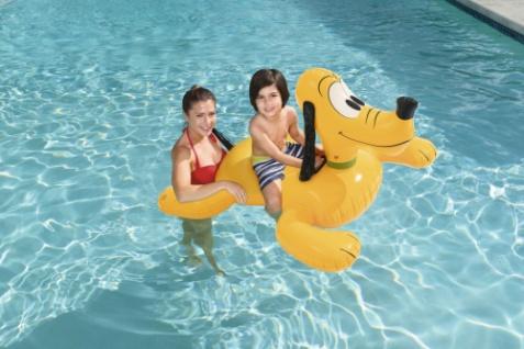 Schwimmtier Pluto