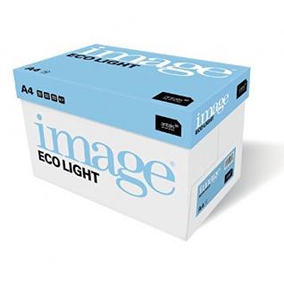 High White Kopierpapier guter Qualität DIN A4, 75g/m² 500 Blatt 5er Pack