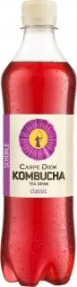Carpe Diem Kombucha Tea Drink Classic Teegetränk mit Kräutern 500ml
