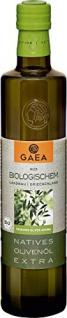 Gaea Natives Bio Olivenöl extra 0.5l
