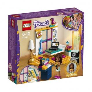 Lego Friends 41341 Andreas Zimmer Übung macht den großen Meister