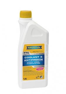 RAVENOL TTC - Protect C11 Konzentrat / Alu-Kühlerfrostschutz -nitritfrei (1.5 Liter)