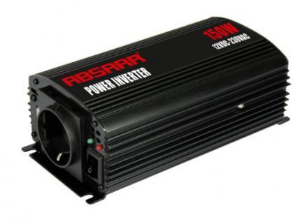 Absaar 77950 Power Inverter 150 W