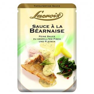 Lacroix Tafelfertige feine Sauce passend zu Fisch und Fleisch 150ml