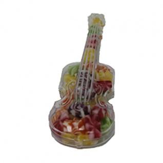Violine aus Hartplastik Geschenkidee zum selbst befüllen 24cm