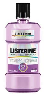 Listerine Total Care Lösung, 500 ml